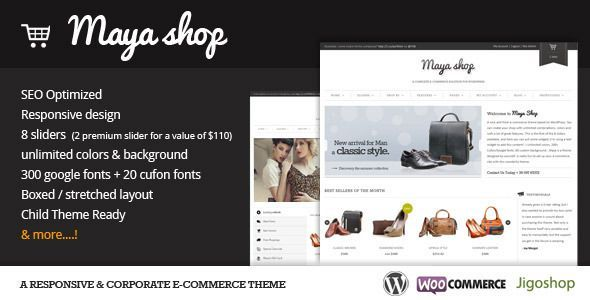 mayashop-wordpress-woocommerce