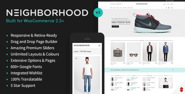 neighborhood-wordpress-woocommerce
