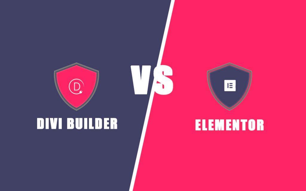 Divi vs Elementor 🥇 Comparativa ¿Cuál es mejor?